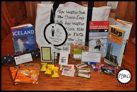 The Importance of Welcome Bags for Iceland Weddings