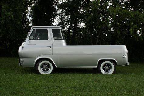 Upholstery And General 1961 Ford Econoline Pickup 154200
