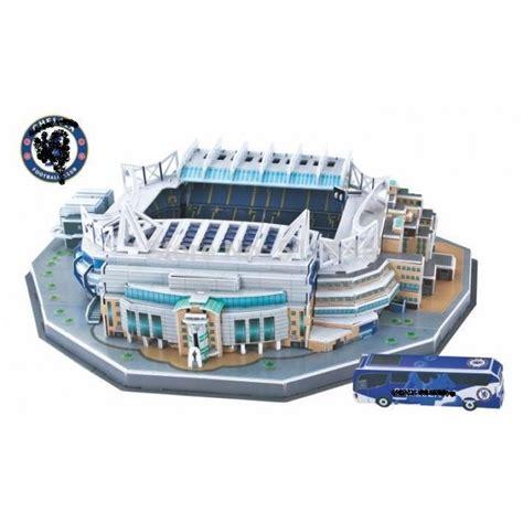 trefl puzzle 3d stadion stamford bridge chelsea sklep zabawkowy kimland pl