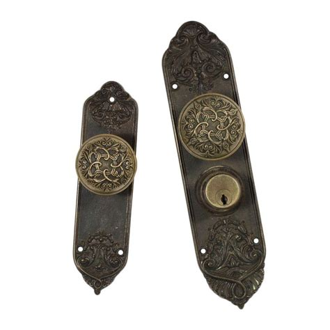 Antique Exterior Door Hardware Beautiful Antique Baltic Exterior Door Hardware Set By Barrows Lock From Preservationstation