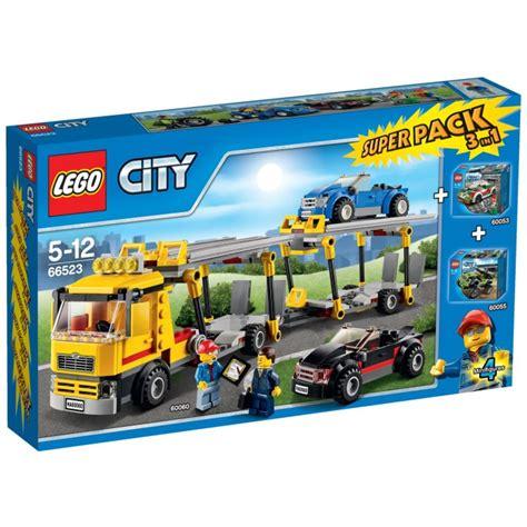 City Set 3 lego city pack 3 in 1 set 66523 brick owl lego