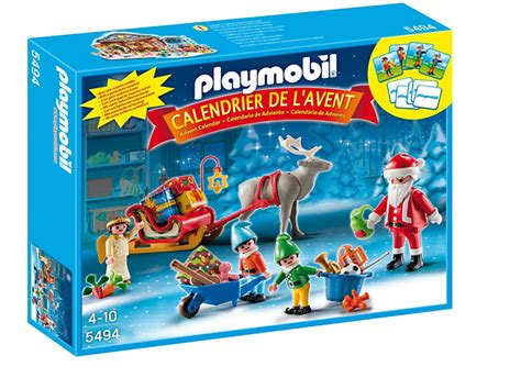 calendrier avent playmobil challenges fr