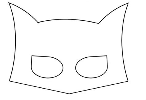 mask templates printable make batman fancy dress costume for
