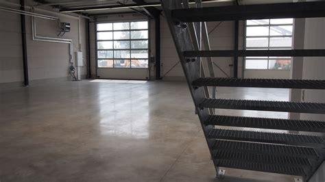 betonboden geschliffen ein echter hingucker - Polierter Betonboden Selber Machen