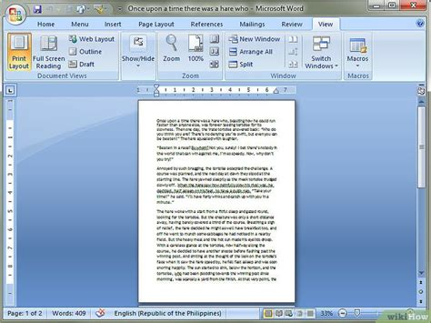 Word Document To Jpeg