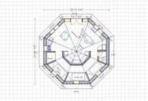 Octagon Cabin Plans octagon house floor plans find house plans