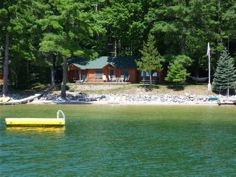 Cabins Near Lake Michigan by Cozy Log Cabin On Lake Charlevoix Vrbo