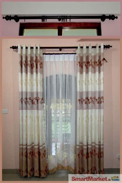 curtain bar curtain bar curtains for sale in colombo smartmarket lk