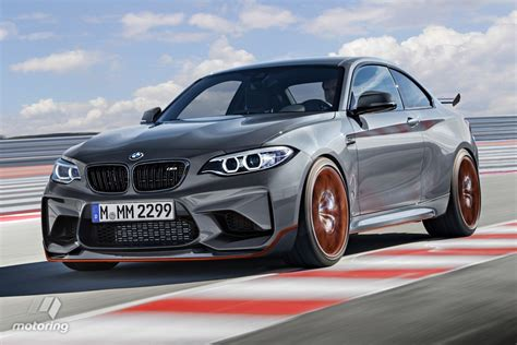 m2 to the unicorn bmw m2 gts gets rendered again