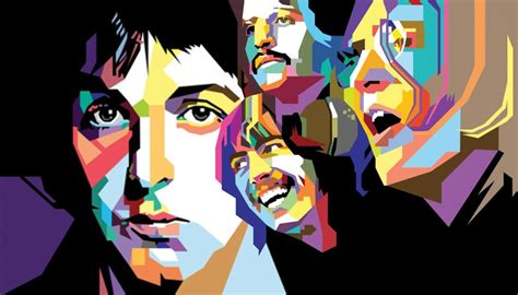 wpap the beatles hd wallpaper vector amp designs wallpapers