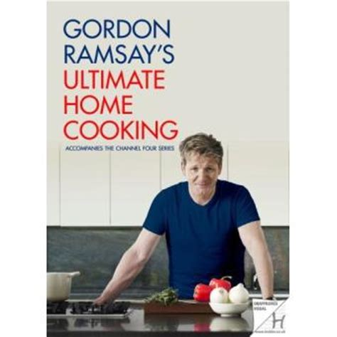 gordon ramsay s ultimate home cooking gebonden gordon