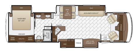bay floor plan options newmar