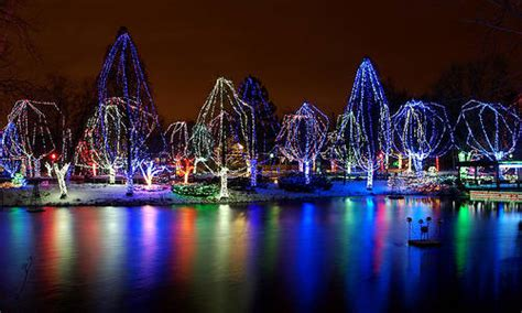 columbus zoo lights hours columbus zoo sets new attendance record 30 000 guests visit saturday other amusement parks