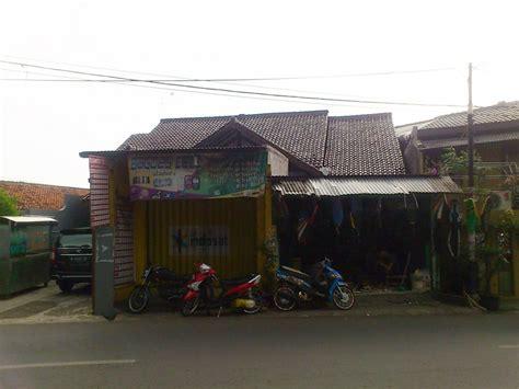 Diorama Jalan Plus Rumah rumah dijual rumah plus 2 toko pinggir jalan raya strategis jakarta selatan