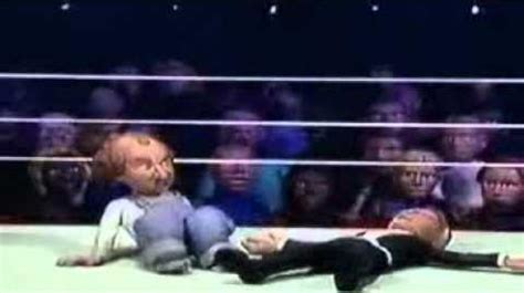 celebrity deathmatch noel gallagher video celebrity deathmatch the three stooges vs the