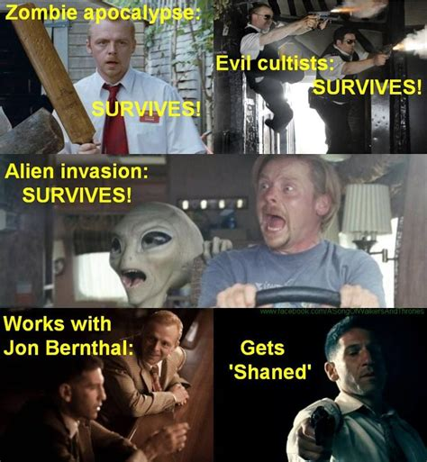 simon pegg memes simon pegg jon bernthal mob city shaun of the dead hot