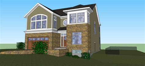 new designs in sketchup