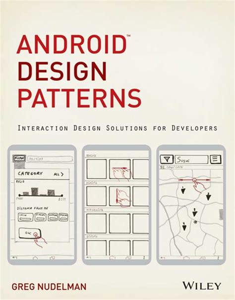 update winners international giveaway win one of ten android design patterns books from - Android Design Patterns