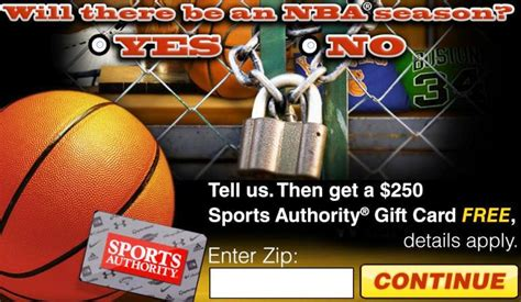 Sport Authority Gift Card - get a free 250 sports authority gift card sports authority gift card prlog