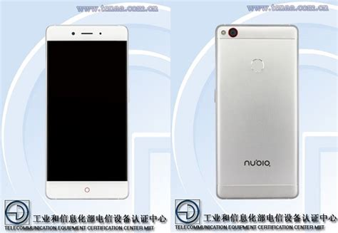 Hp Zte Nubia X8 zte nubia x8 and x8 mini with metal designs get certified in china