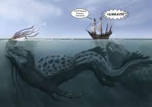 pin sea monster sighting on pinterest