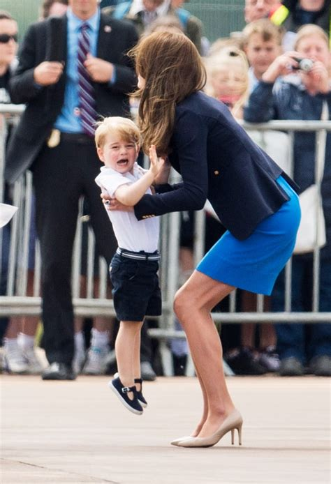 tantrum tattoo prince george threw a tantrum at royal air show royals