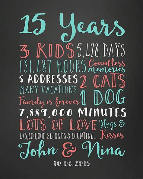 10 year anniversary ideas etsy 25 best 10 year anniversary quotes on one