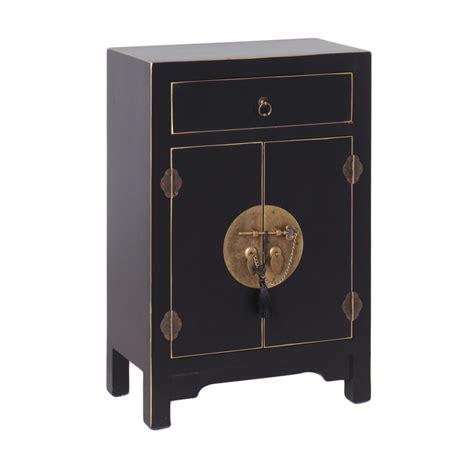 comodini orientali comodino cinese nero ethnic chic mobili orientali cinesi unici