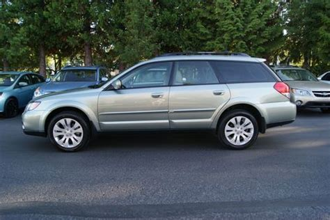 Subaru Outback 6 Cylinder by Sell Used 2009 Subaru Outback 3 0r H6 Limited 41k
