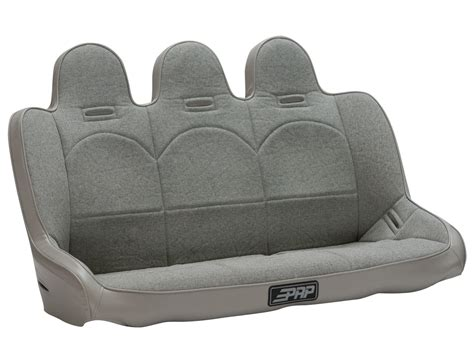 racing bench seats custom bench seat prp seats