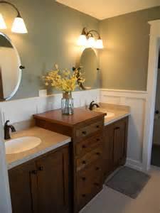 Bath paneling double sink vanity cherry remodel ideas double sinks