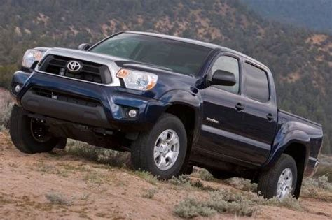 Toyota Tacoma Ground Clearance 2012 Toyota Tacoma Gas Tank Size Specs View Manufacturer