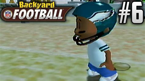 backyard football gamecube backyard football gamecube season mode ep6 jerry rice