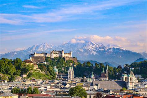 best hotel in austria austria trend hotel has the best view in salzburg