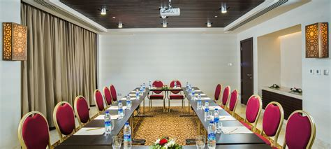 Hotel Banquet Rooms by Meetings And Events Fanar Hotel Residences Salalah Oman
