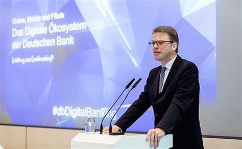 haftungsfreistellungserklärung bank digitale transformation definiert der deutschen bank