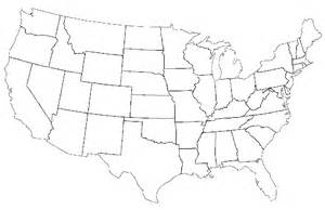 blank us map with states labeled this is what happens when americans are asked to label