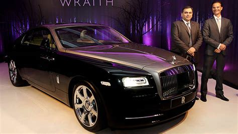roll royce delhi rolls royce wraith launched in india at rs 4 6 crore
