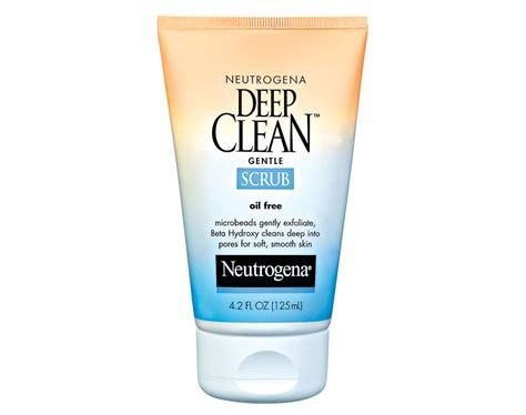 Acne Gentle Scrub best exfoliators for sensitive skin acne skin