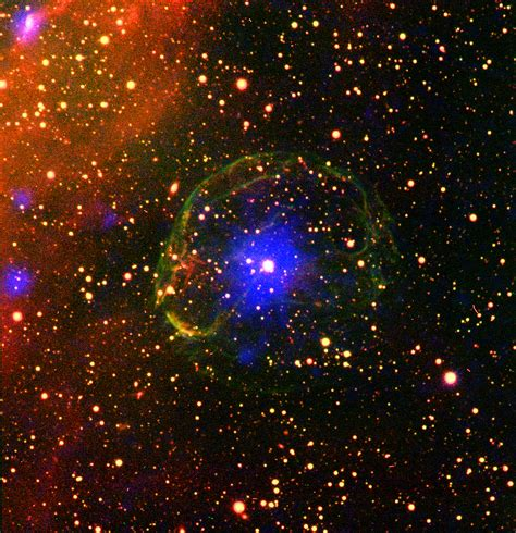 space in images 2014 06 pulsar encased in supernova