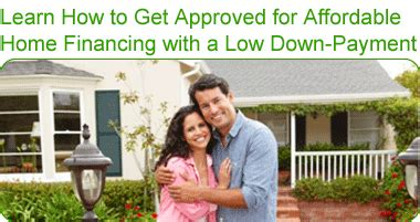 how to get low income home loans