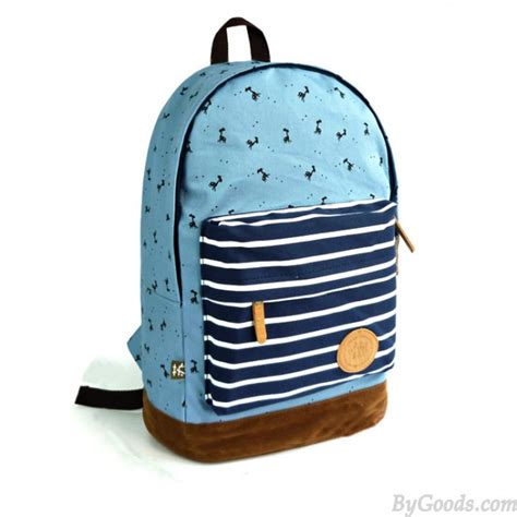 Print Canvas Backpack fresh deer print canvas backpack fashion backpacks