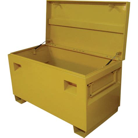 Carrese With Box jobsite box 36in w x 16in d x 18in h model js3616 jobsite boxes northern tool equipment