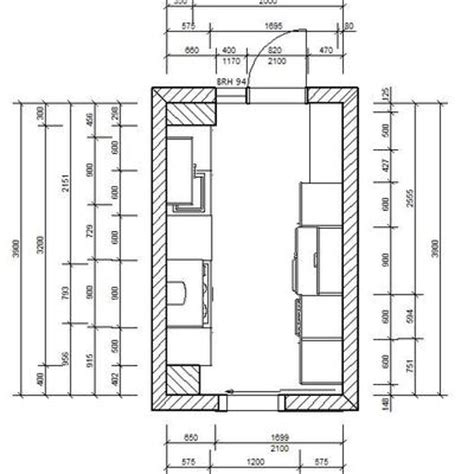 dimensiones muebles cocina reformar cocina completa amueblar cambiar azulejos y