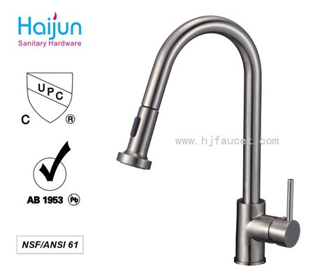 kitchen faucet parts names upc faucet parts and upc 61 9 nsf kitchen faucet for