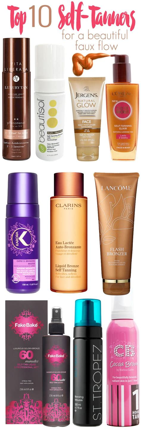 diy safe tanning diy the best self tanners to a beautiful faux