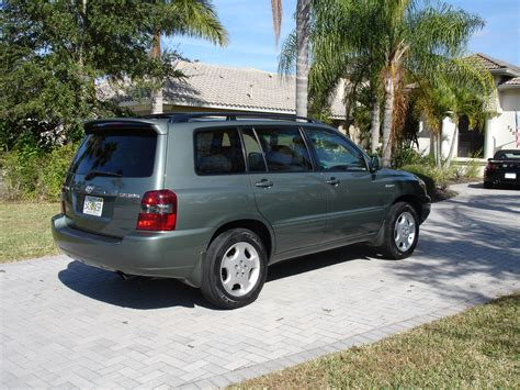 2004 Toyota Highlander Reviews 2004 Toyota Highlander Exterior Pictures Cargurus