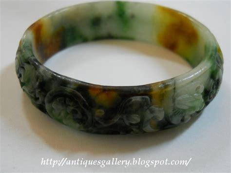 Gelang Batu Giok Burma antiques gallery burma jade bracelet with carving