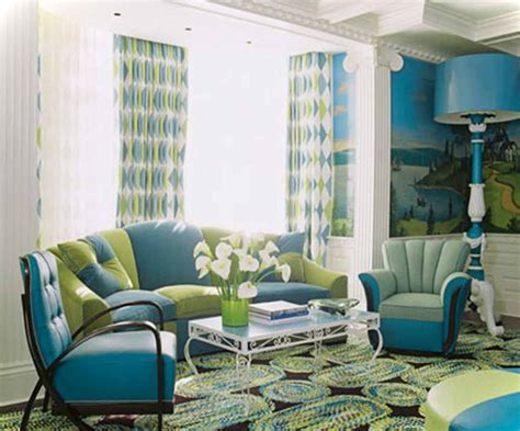 inspirational home decor best green and blue living room decor for your