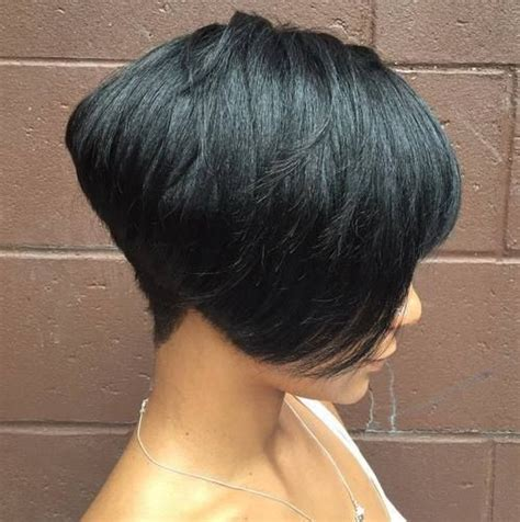 stacked hairstyles for 60 60 showiest bob haircuts for black women stacked bobs